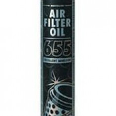Spray filtru aer Air filter oil 655 Spray 750ml Motorex - Produs intretinere moto