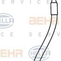 Conducta inalta presiune, aer conditionat PEUGEOT 407 HELLA 9GS351338011 - Conducte climatizare auto