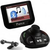 "Car kit cu display si Bluetooth de 2.4"" color de inalta rezolutie CAR KIT PARROT MKI9200"