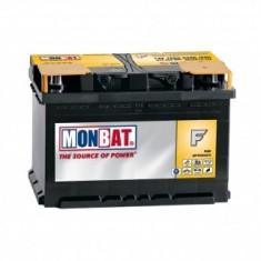 Baterie Monbat Formula, 55Ah, 520A - Baterie auto Monbat, 40 - 60