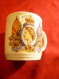 Cana -Jubileul Incoronarii Reginei Elisabeta IIa 1953 -Fed.Manufacturi Britanice