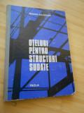 TRAIAN SALAGEAN--OTELURI PENTRU STRUCTURI SUDATE
