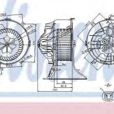 Ventilator aeroterma interior habitaclu OPEL VECTRA C GTS NISSENS 87049 - Aeroterma auto
