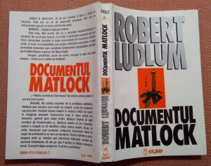 Documentul Matlock - Robert Ludlum