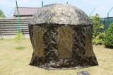 Umbrela FL Shelter Tip Cort Inchidere Totala si Ferestre Marime 2,50 Metri 360°