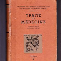 CARTE DE MEDICINA IN LIMBA FRANCEZA  VOL 5
