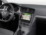 Sistem avansat de Navigatie Alpine Style pentru Volkswagen Golf 7 Alpine X901D-G7