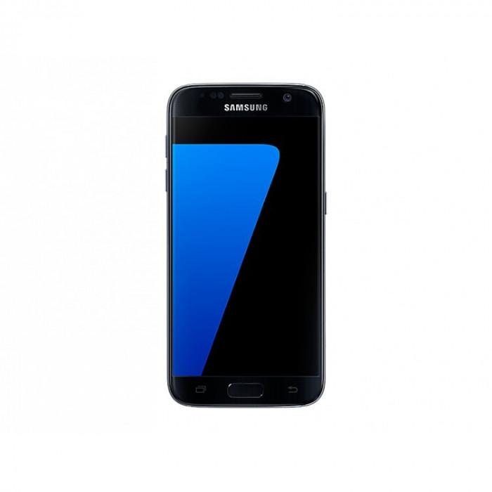 Smartphone Samsung Galaxy S7 , 5.1 Inch , Octa core , 4 GB RAM , 32 GB , Retea 4G , Android Marshmallow , Negru foto mare