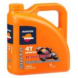 Ulei moto Racing HMEOC 4T 10W30 4L, Repsol