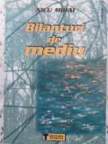 Bilanturi De Mediu - Nicu Mihai ,414819