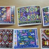Romania nestampilate 1975 -  Michel 3.6 euro-Scoarțe românești, Nestampilat