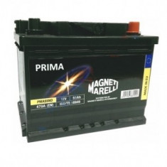 Baterie auto Magneti Marelli Prima, 55Ah, 470A, 40 - 60