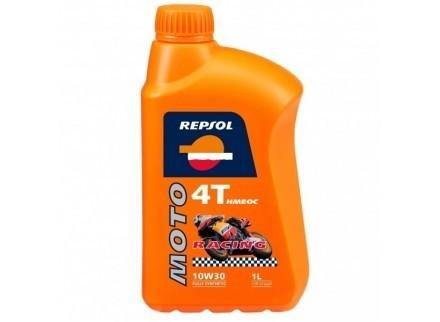 Ulei motor Repsol Moto Racing HMEOC 4T, 10W30, 1L foto mare