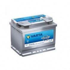 Baterie auto Varta D52, Silver Dynamic AGM, 60Ah, 680A, 560901068D852, 40 - 60