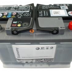 Baterie auto Volkswagen originala VW-AUDI, 72Ah, 640A, 60 - 80