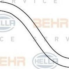 Conducta inalta presiune, aer conditionat MERCEDES-BENZ E-CLASS (W211, S211) HELLA 9GS351337541 - Conducte climatizare auto