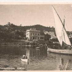 Italia - Rapallo - lot 5 carti postale vechi, Necirculata, Fotografie, Europa