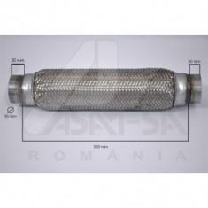 Racord flexibil esapament 50x300 mm