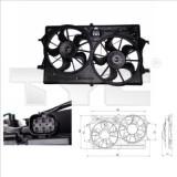 Ventilator radiator motor Ford Focus 1.4 16V 10.98-11.04, Thermotec