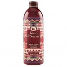 Tesori d'Oriente Dus Spumă Baie Crema Africa, 500 ml