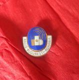 Pin/ insigna Radio Bucuresti