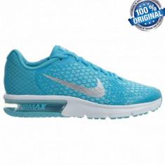 ADIDASI ORIGINALI 100% Nike Air Max SEQUENT din germania nr 37.5 - Adidasi dama Nike, Culoare: Din imagine
