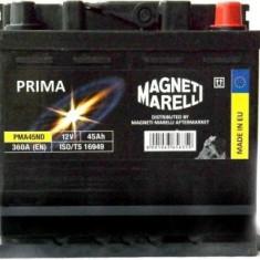 Baterie auto Magneti Marelli Prima, 45Ah, 360A, 40 - 60