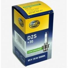 Bec xenon D2S +30%, Hella, 8GS007949-261