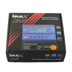 Incarcator BMS Profesional imax b6 80w   Redresor  Li-Ion  Baterii Acumulatori