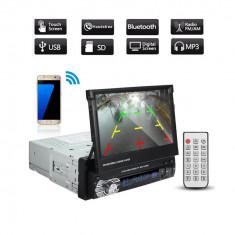Navigatie multimedia 9601G, MP5, GPS, SD, bluethoot, 7 inch BONUS: CAMERA SPATE - Navigatie auto, Universal
