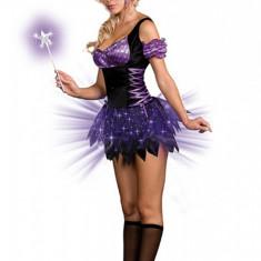 E142 Costum Halloween zana, Marime: S/M