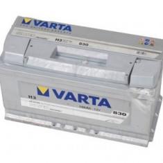 Baterie auto Varta H3, Silver Dynamic, 100Ah, 830A, 6004020833162, 100 - 120