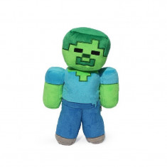 Minecraft plus Steve Zombie 18cm - Jucarii plus