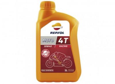 Ulei motor Repsol Moto Racing 4T, 10W40, 1L foto