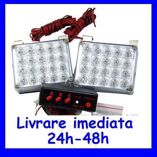 STROBOSCOAPE LED FLASH Lumina ALBA AL-TCT-2016