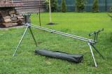 Rod Pod FL Dur-Aluminiu Gen Inox Mica Diferenta 4 Posturi Foarte Solid + Husa