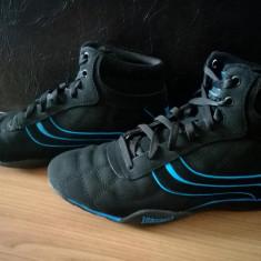 Ghete sport Lonsdale Camden Barbati 42 - Adidasi barbati Lonsdale, Culoare: Negru