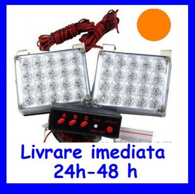 STROBOSCOAPE LED FLASH Lumina PORTOCALIE AL-TCT-927 foto