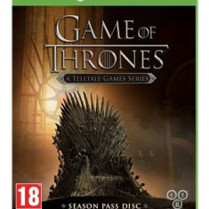 Game Of Thrones A Telltale Games Series Season Pass Disc Xbox One