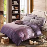 Lenjerie de pat HG110283 pentru 2 persoane, Bumbac