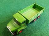 Wiking IVECO MAGIRUS HAUBER Made in Germany scara 1:87 Macheta este din Plastic.