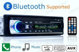 Cumpara ieftin Casetofon Auto Bluetooth USB MP3 player Radio Telefon Telecomanda 50w