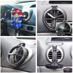 Suport auto pliabil pt pahar
