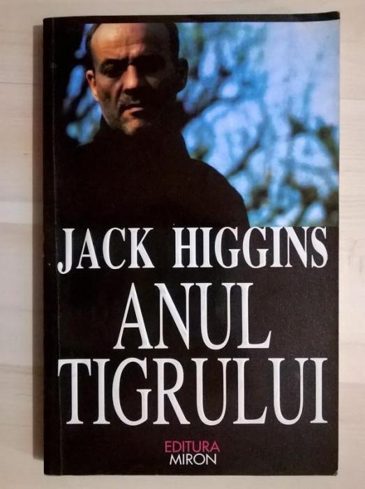 Jack Higgins - Anul tigrului