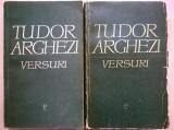 Tudor Arghezi – Versuri {2 volume}