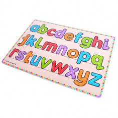 Invatam sa scriem literele - Jocuri Logica si inteligenta Bigjigs