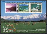 NOUA ZEELANDA 2000, Fauna, serie neuzata, MNH, Nestampilat