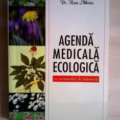 R. Shallis, R. Atkins - Agenda medicala ecologica
