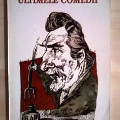Tudor Popescu - Ultimele comedii {Teatru} - Carte Teatru