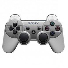 Controller Dual Shock 3 Silver Ps3 So-9289517 - Jocuri PS3 Sony